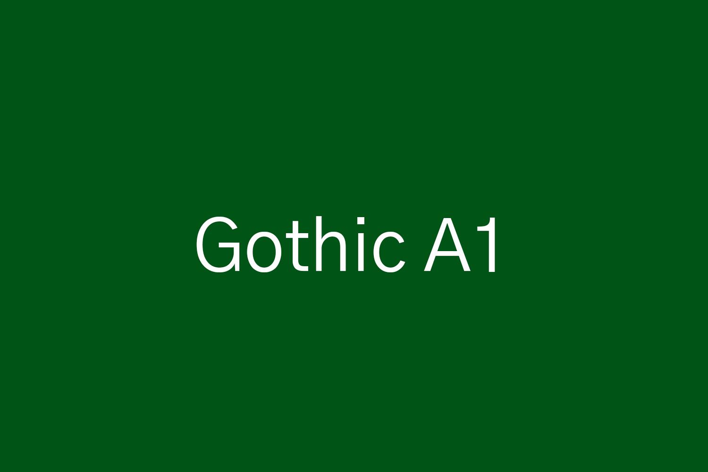 Gothic A1