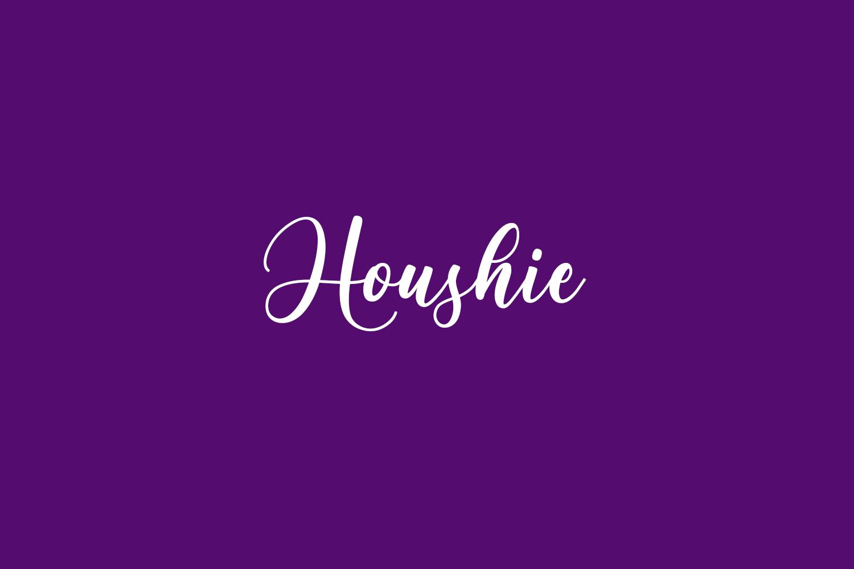 Houshie