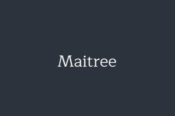 Maitree