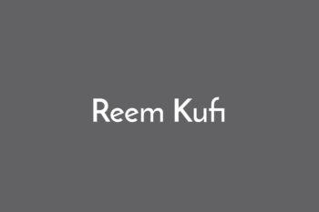 Reem Kufi