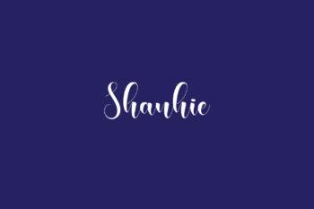 Shanhie