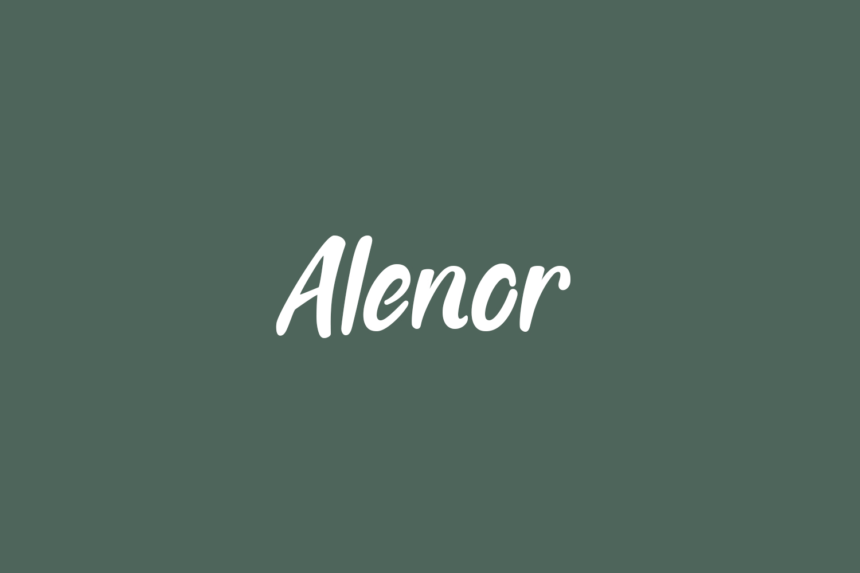 Alenor