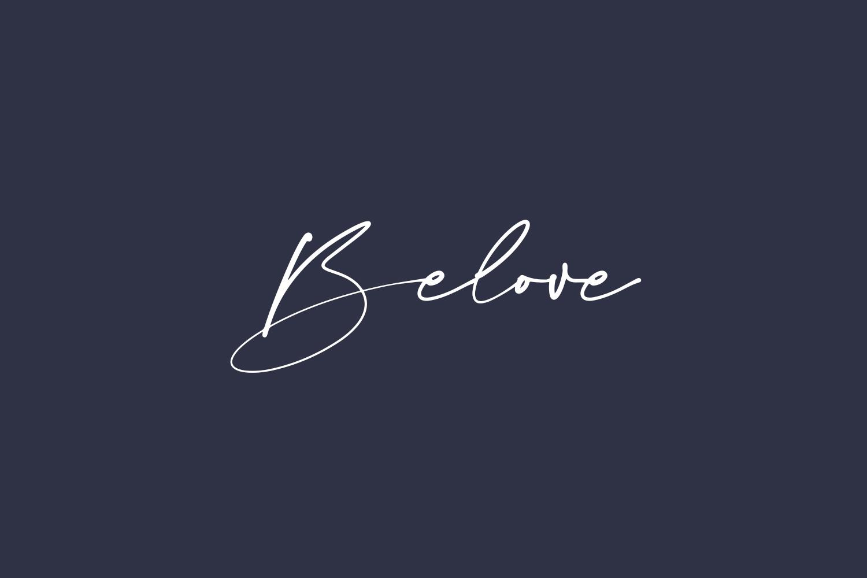 Belove