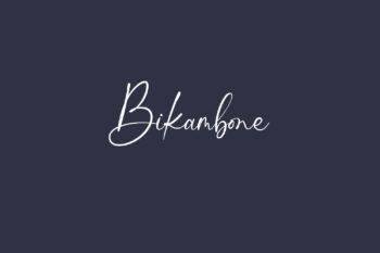 Bikambone
