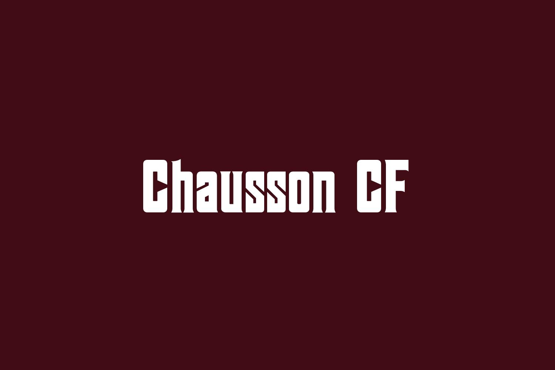 Chausson CF
