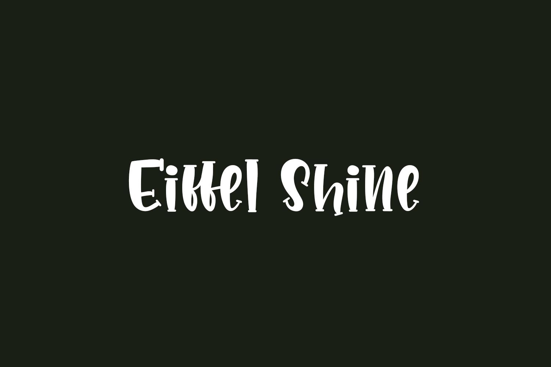 Eiffel Shine