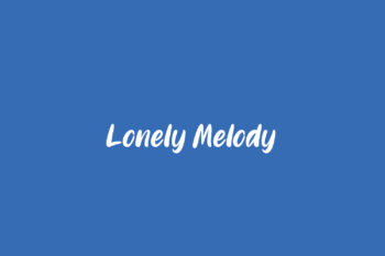 Lonely Melody