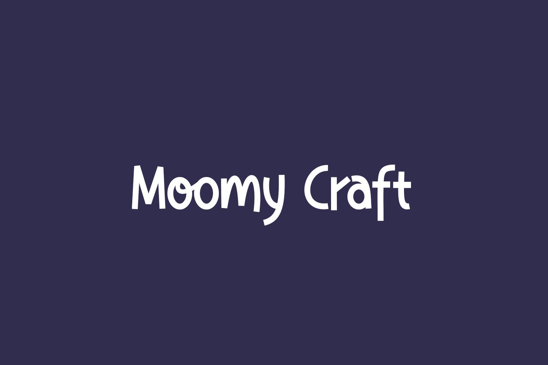 Moomy Craft