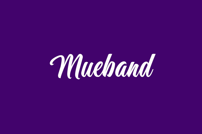 Mueband