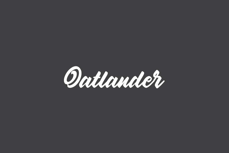 Oatlander