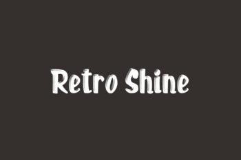 Retro Shine