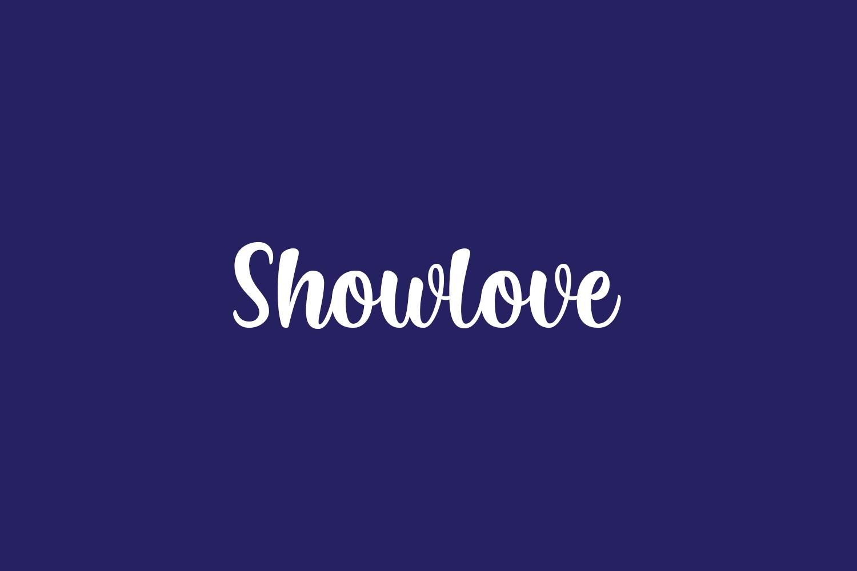 Showlove