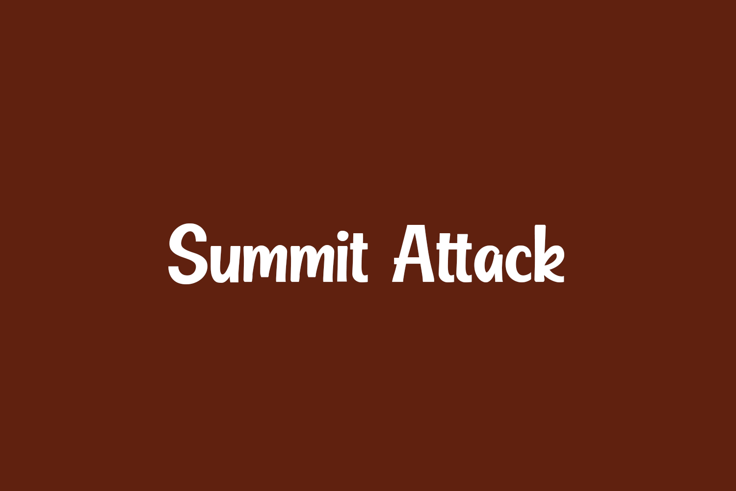 Summit Attack