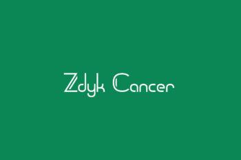 Zdyk Cancer