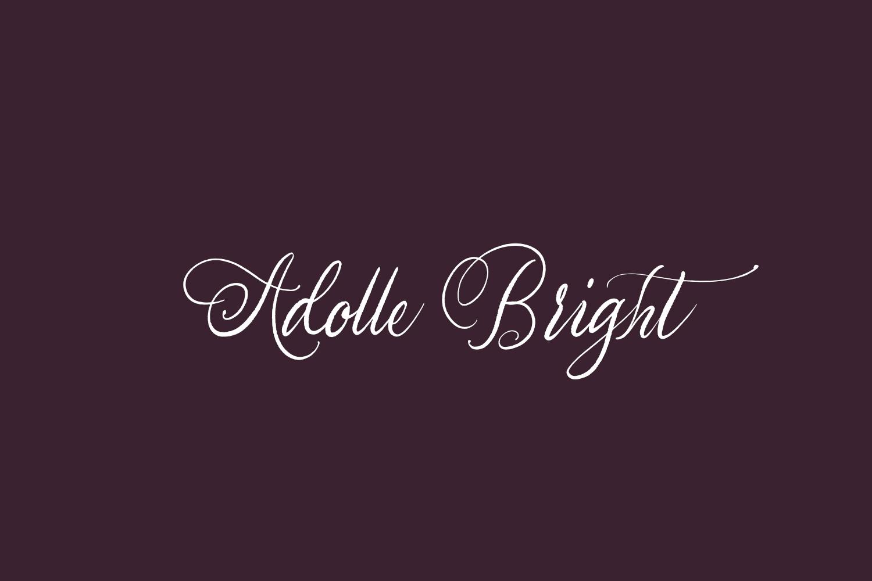 Adolle Bright