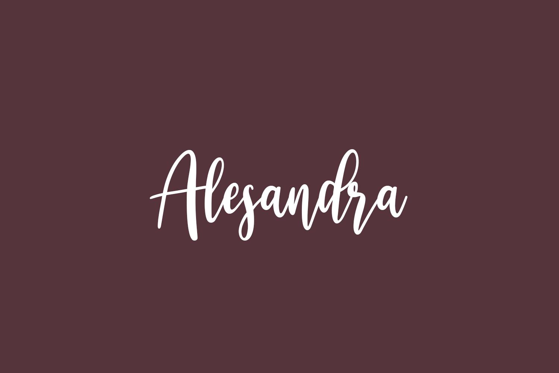 Alesandra