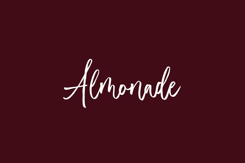 Almonade