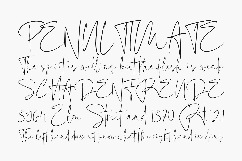 Estelly Free Font