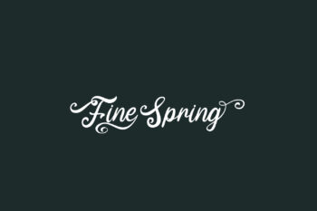 Fine Spring