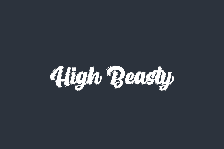 High Beasty