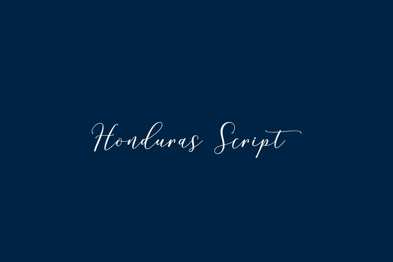 Honduras Script