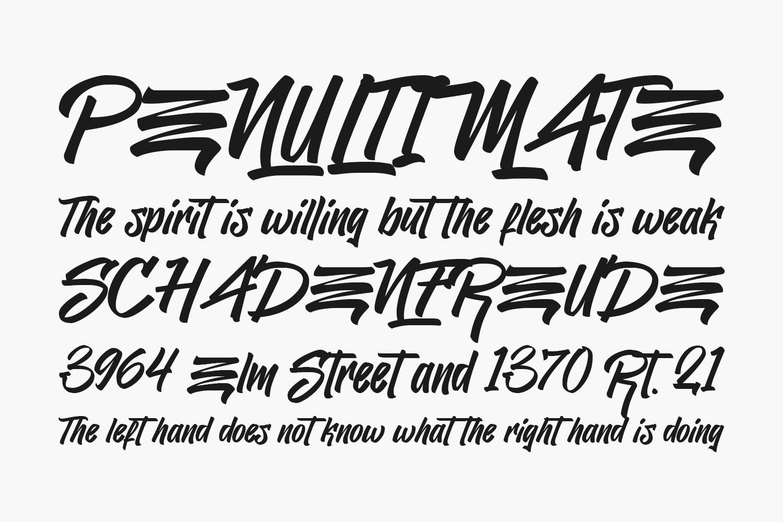 Jacksilver Free Font