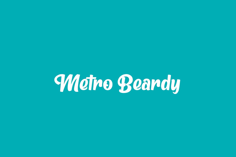 Metro Beardy