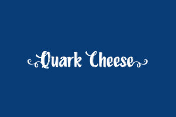Quark Cheese