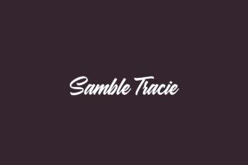 Samble Tracie