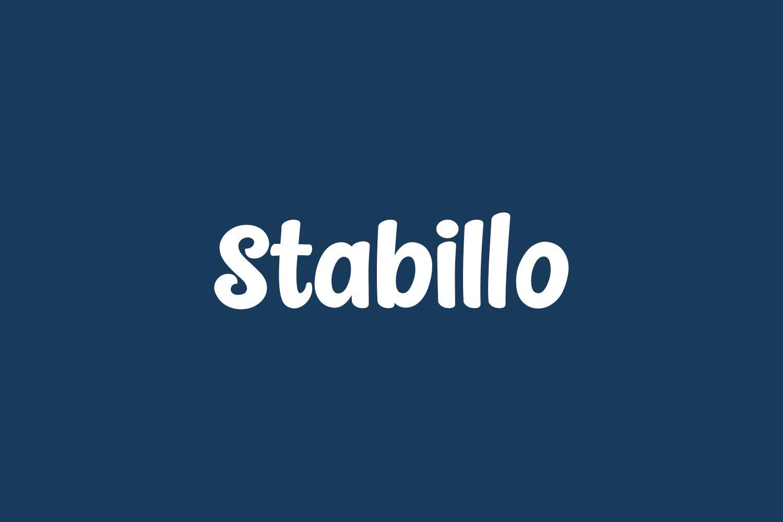 Stabillo