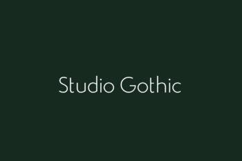 Studio Gothic