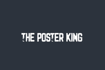 The Poster King Free Font