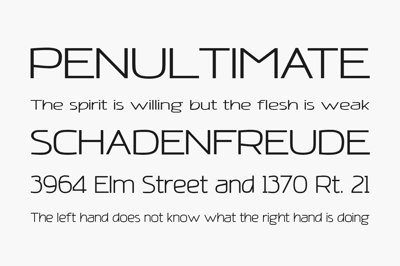 Amatraca Grotesque Free Font