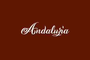 Andaluzia Free Font