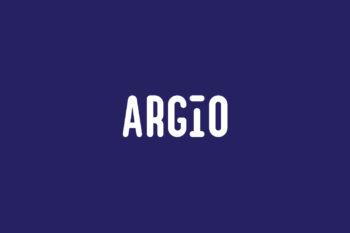 Argio Free Font