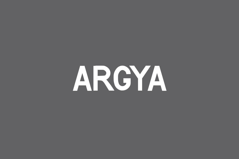Argya Free Font