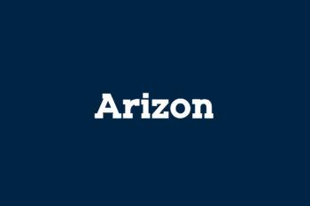 Arizon Free Font