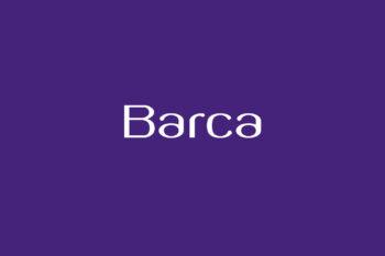 Barca Free Font