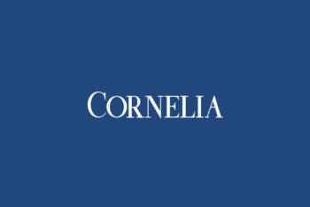 Cornelia Free Font