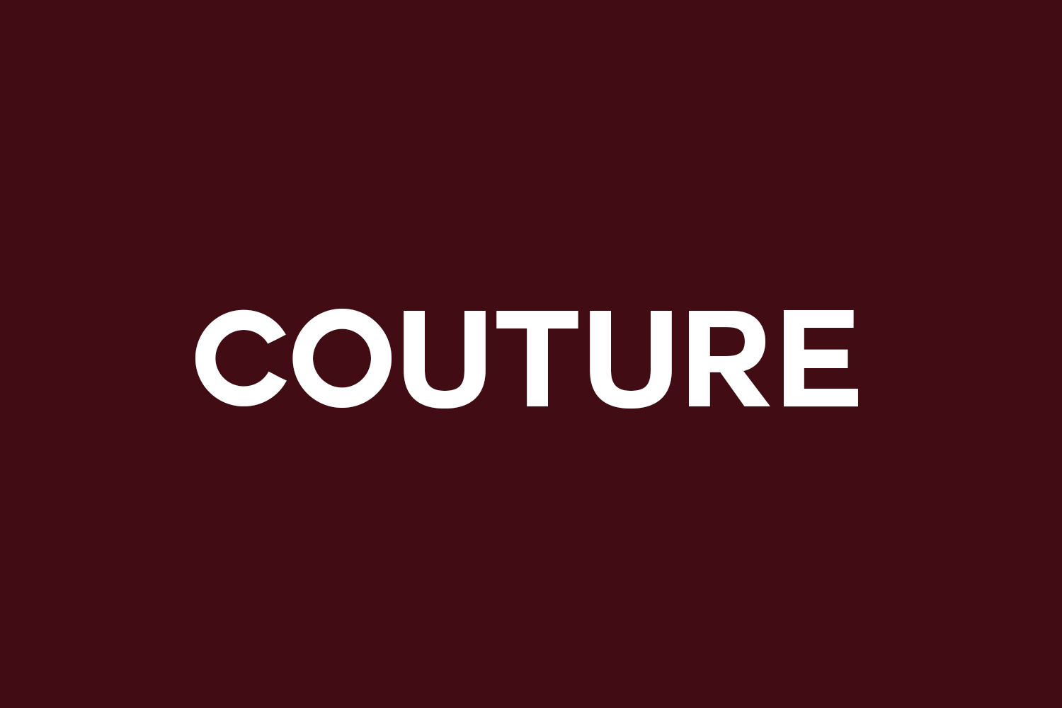 Couture Free Font