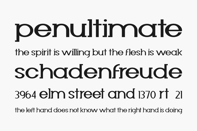 Diminuto Free Font