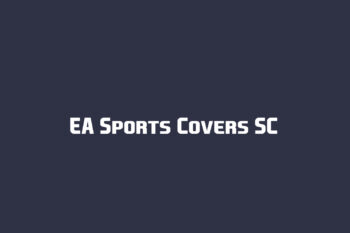 EA Sports Covers SC Free Font