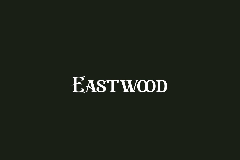 Eastwood Free Font