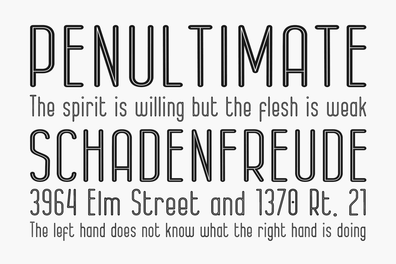 Epicentrum Free Font