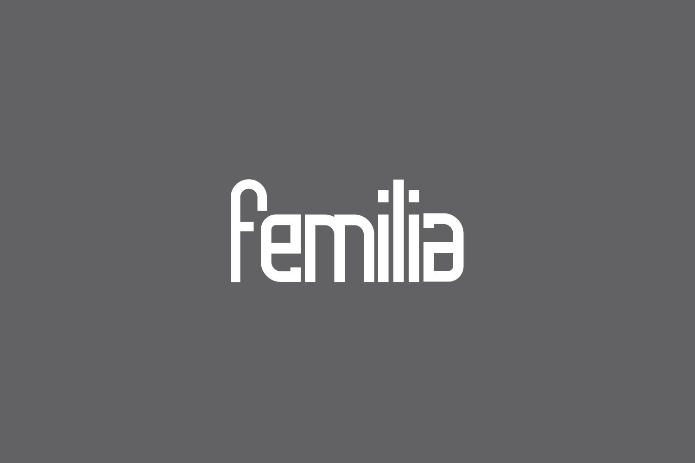 Femilia Free Font