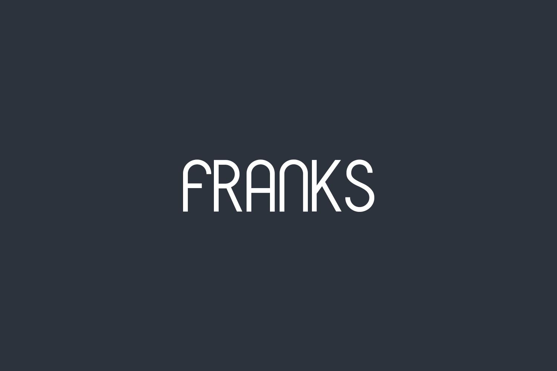 Franks Free Font