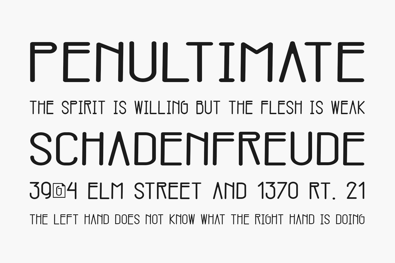 Garvey Free Font