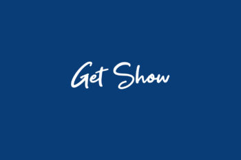 Get Show Free Font