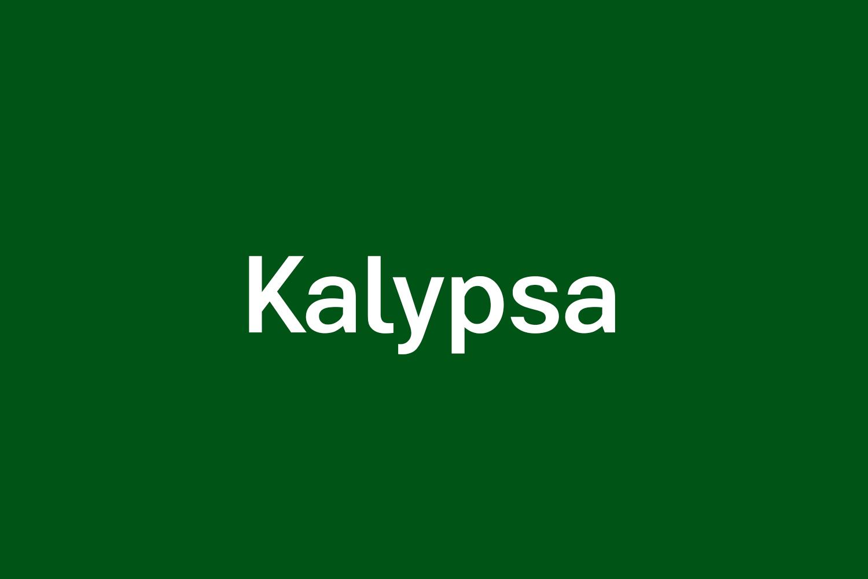 Kalypsa Free Font