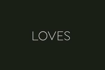 Loves Free Font